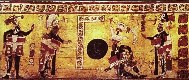 Maya-palla