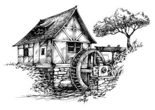 mulino-antico