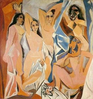 Picasso-Demoiselles-Avignon