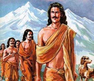 Yudhisthira-fratelli-neve
