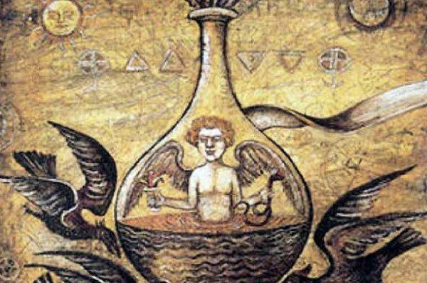 alchimia-homunculus