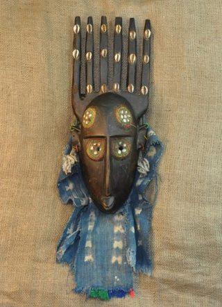 bambara-maschera