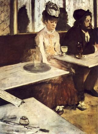 Degas-assenzio
