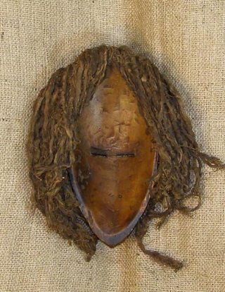 dogon-maschera