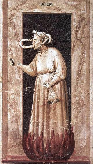 Giotto-Invidia