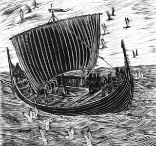 Kalevala-barca