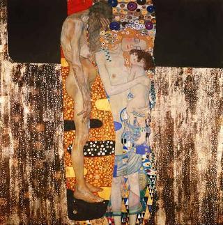 Klimt-tre-età