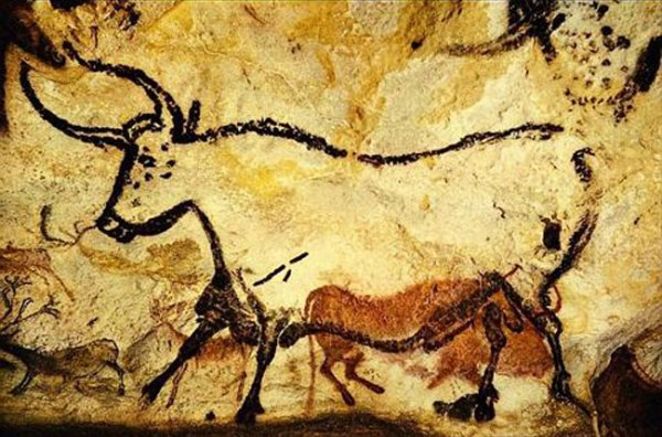 Lascaux-toro