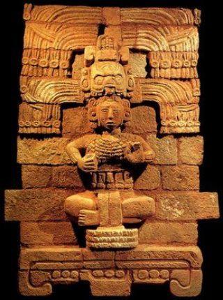 Maya-rilievo