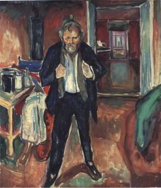 Munch-Agitazione