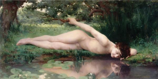 Narciso-efebo