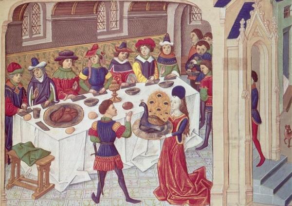 banchetto-medievale