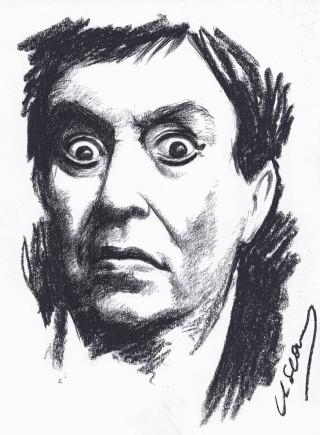 Carmelo-Bene-disegno-portrait