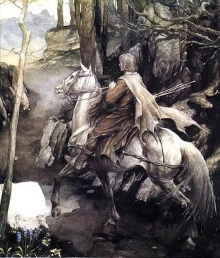 cavaliere-solitario