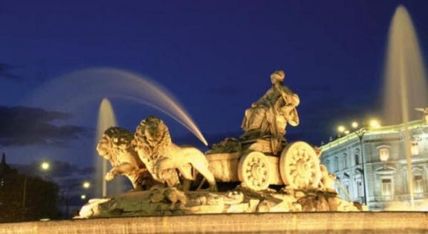 Cibele-fontana-madrid
