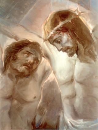 Gesù-ladrone