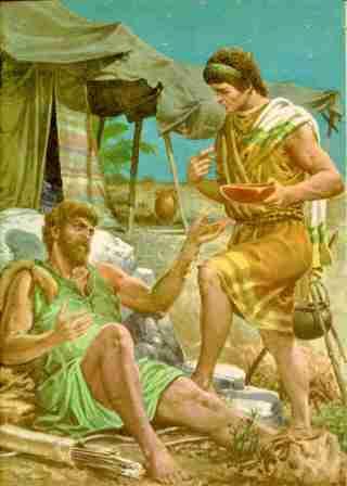 Giacobbe-Esau-lenticchie2