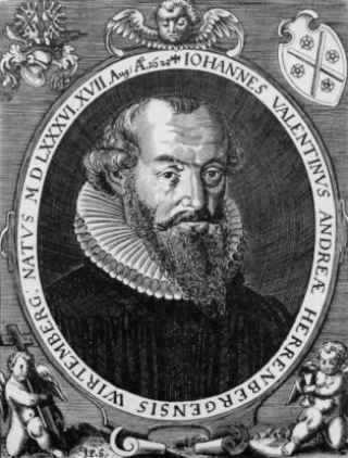 Johannes Valentin Andreae
