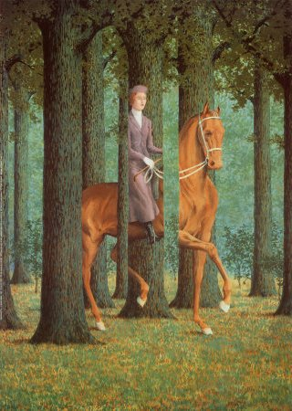 Magritte-Segno
