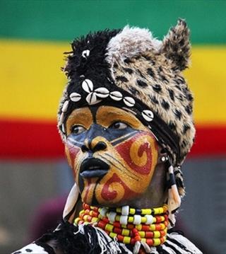 maschera-leone