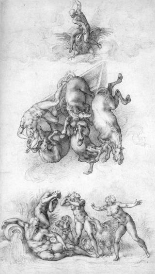 Michelangelo-caduta-Fetonte