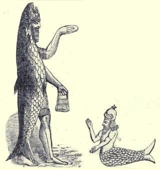 Oannes-Dagon