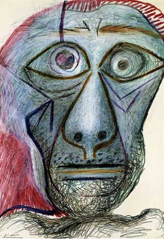 Picasso-autoritratto