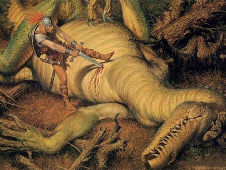 Sigfrido-uccide-drago