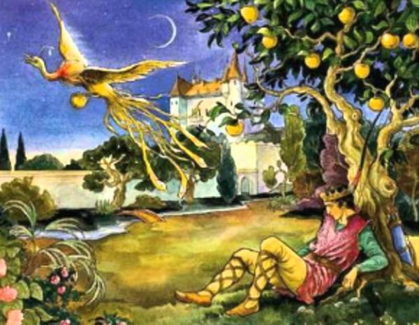 uccello-oro-furto-mela