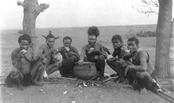 Zulu-mangiano