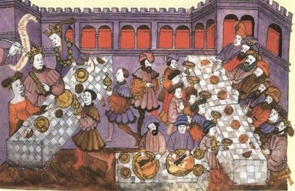 banchetto-corte-medievale