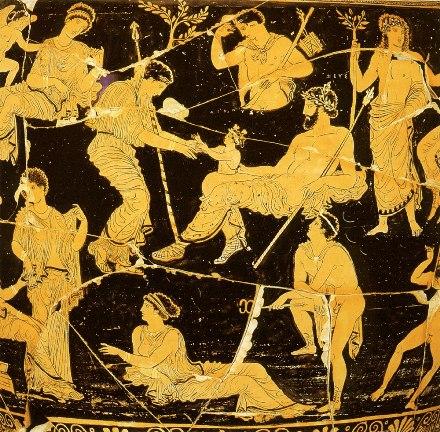 Dioniso-coscia-Zeus