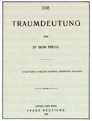 Freud-Traumdeutung