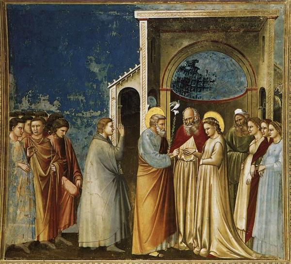 Giotto-sposalizio-Vergine