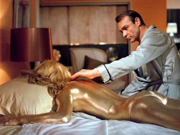 Goldfinger-aurum