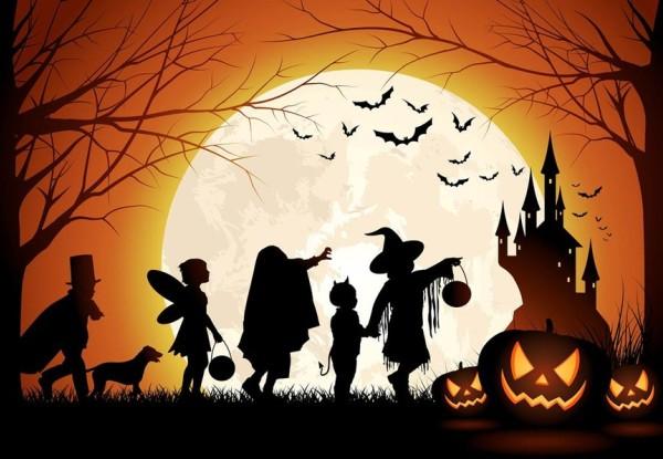Halloween-ombre