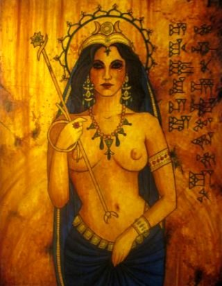 Ishtar-sexy