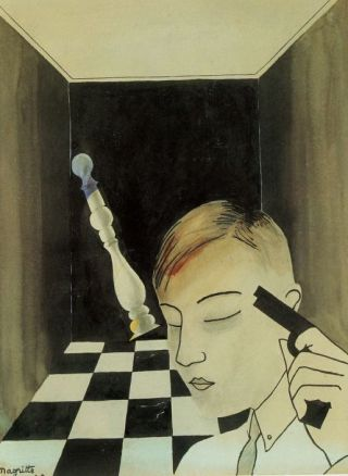 Magritte-checkmate