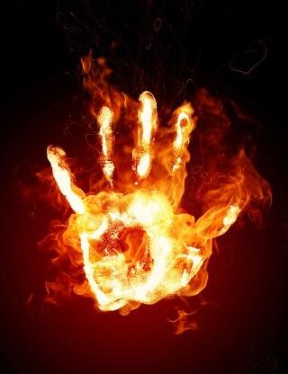 mano-fuoco