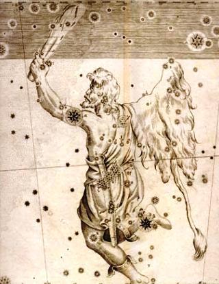 Orione-clava