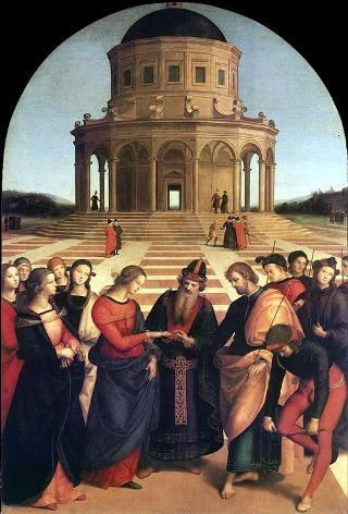 Raffaello-sposalizio-Vergine