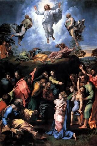 Raffaello-Trasfigurazione