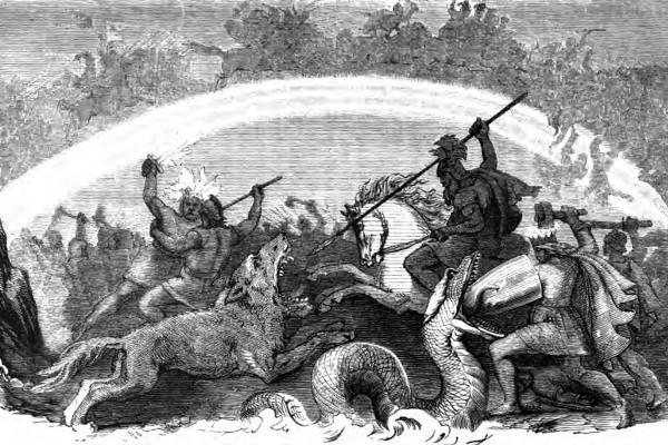 Ragnarokr-lupo