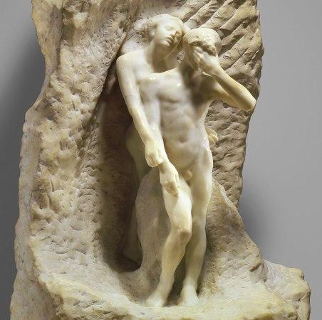 Rodin-Orfeo-Euridice