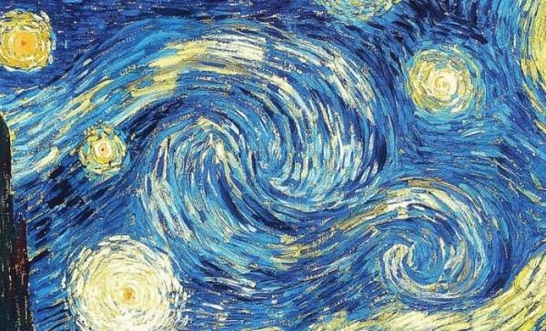 Van Gogh-Notte-stellata