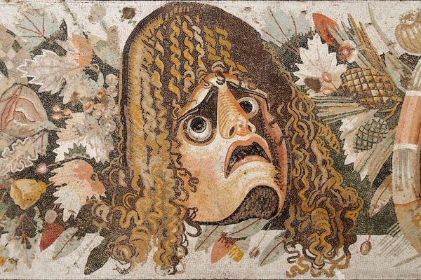 Bacco-Dioniso-mosaico