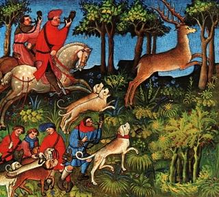 caccia-cervo-medieval
