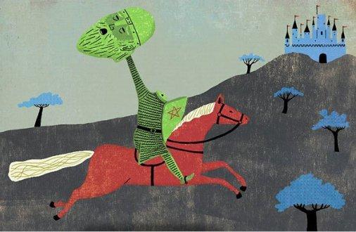 Cavaliere-Verde-disegno