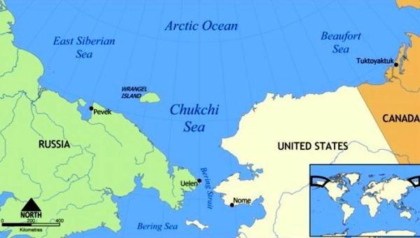 Ciukci-map