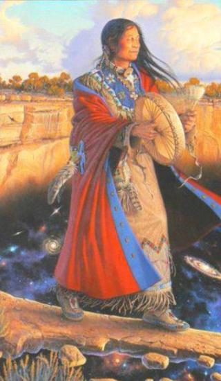 donna-sciamano